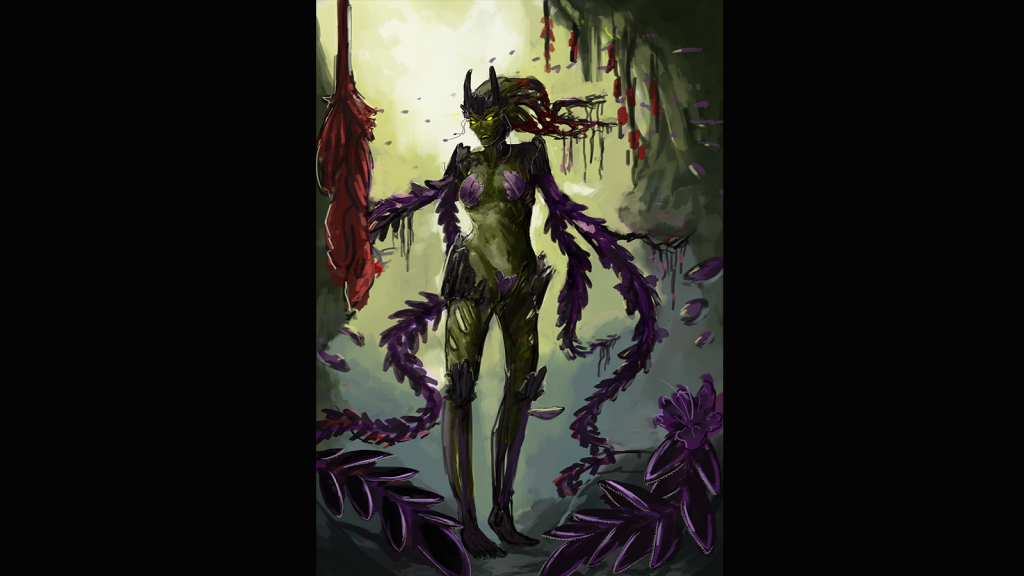 Angry Dryad Aether Void