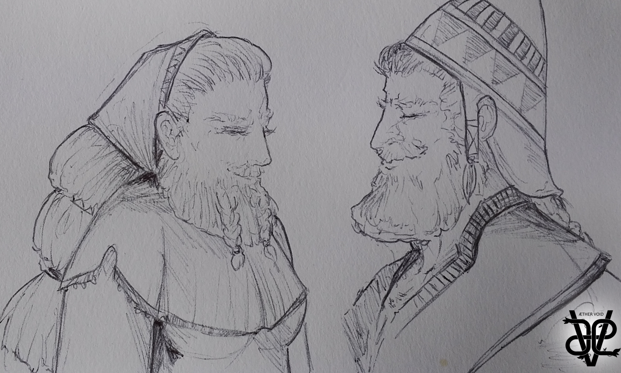 Your every day Dwarven couple